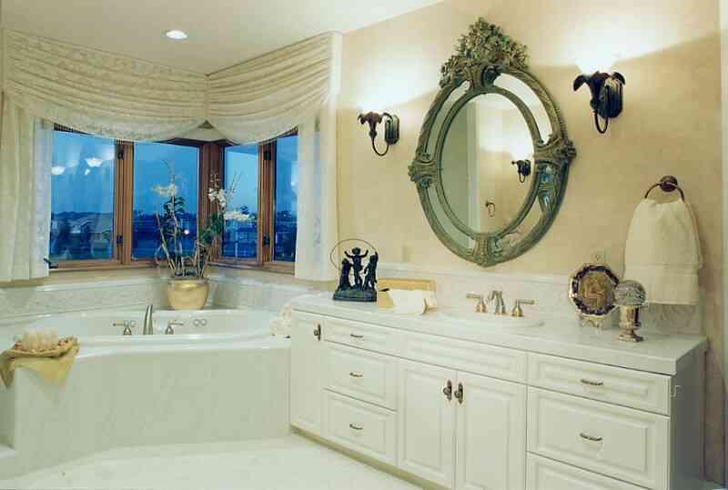дизайн ванной в обычных квартирах фото #9