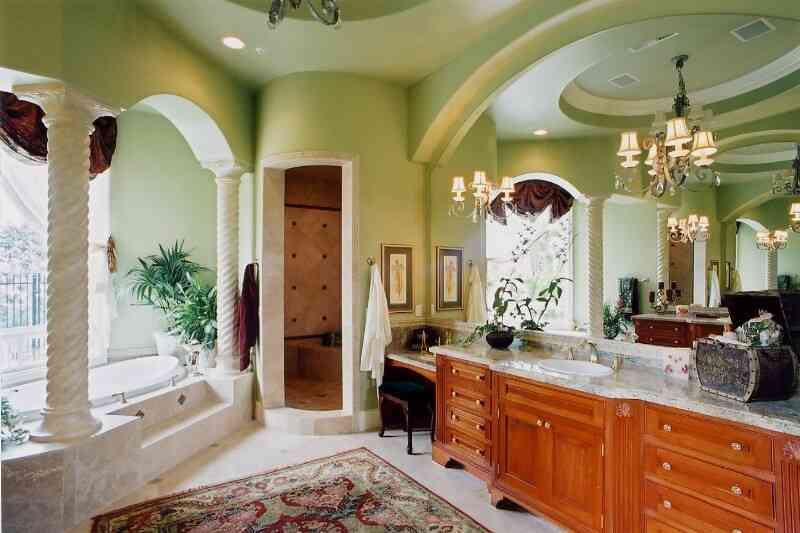 Дизайн ванной комнаты с душевой кабиной - 8 фото ...