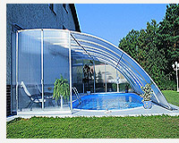 The advantages of polycarbonate pavilions